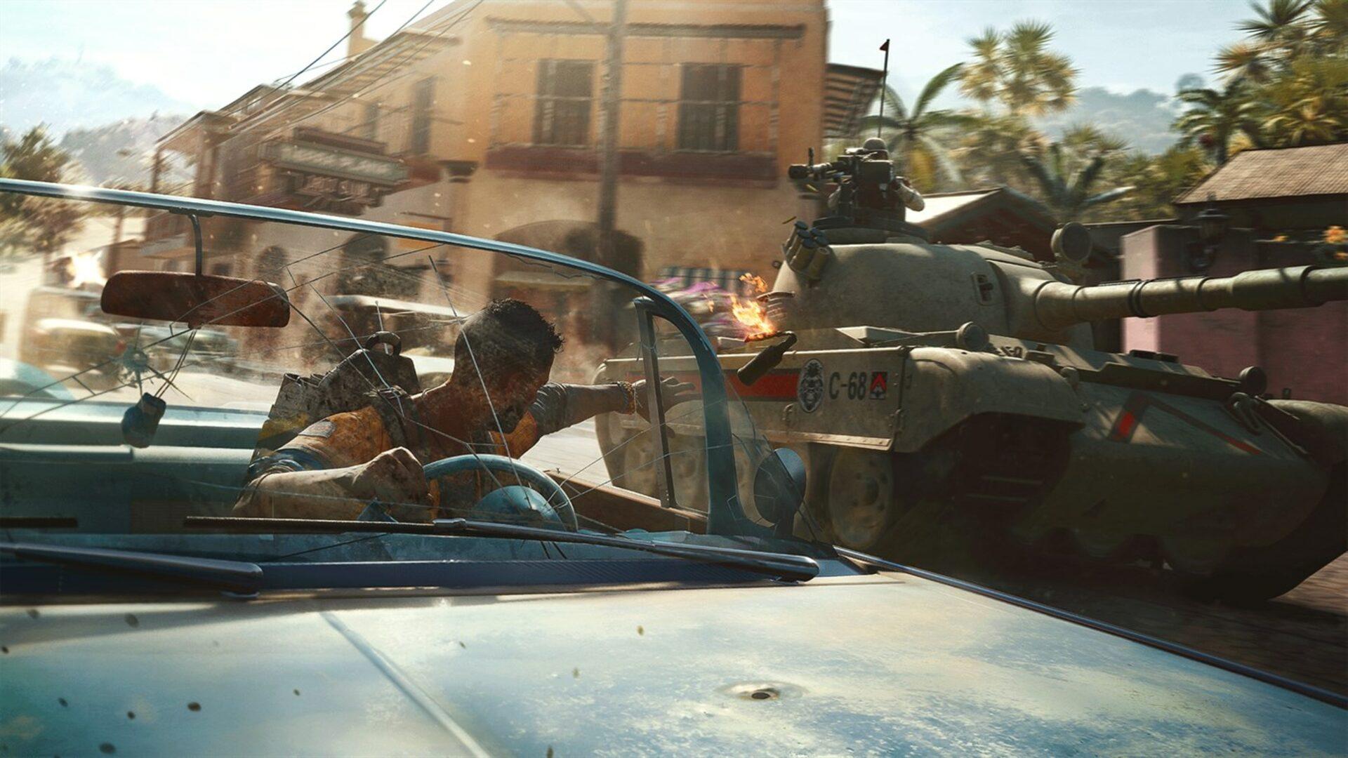 Buy Far Cry 6 Uplay key key