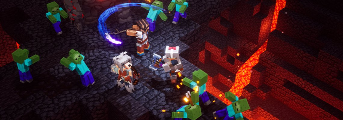 Minecraft Dungeons Release And 5 Interesting Facts
