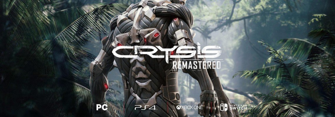 Crysis Remastered leaked, coming to Switch