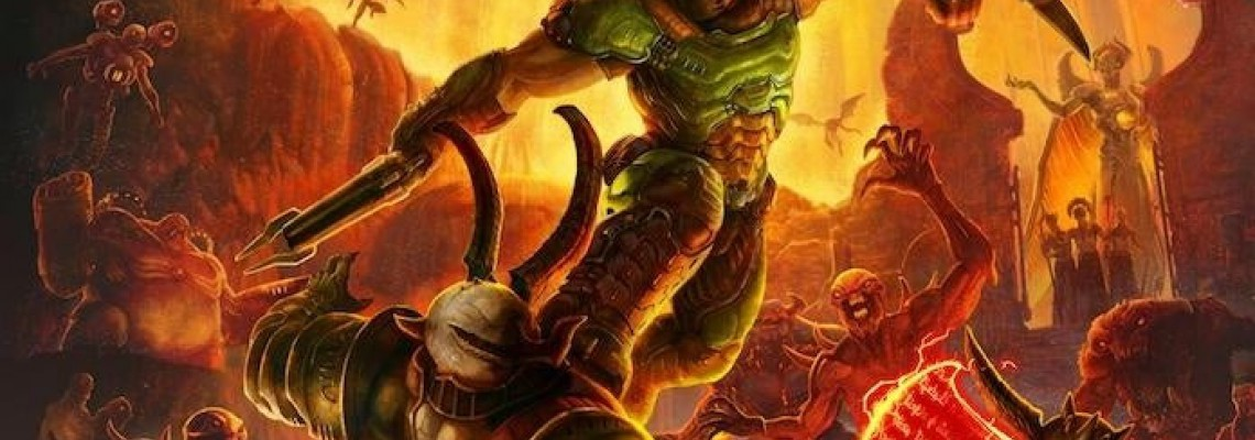 Battlemode is an intimate and fresh multiplayer mode in Doom Eternal