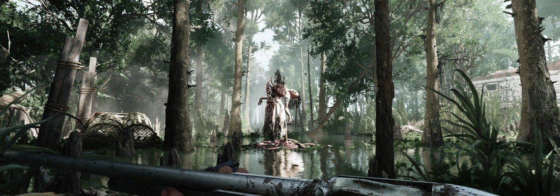 Online survival-shooter Hunt: Showdown is out of Early Access