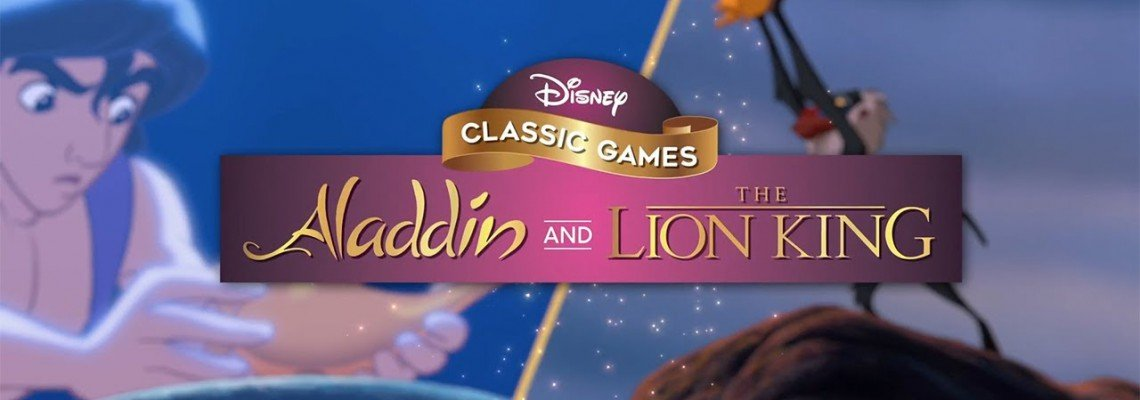 Disney Classic Games: Aladdin and The Lion King uncovered for PC, PS4, Xbox One and Switch