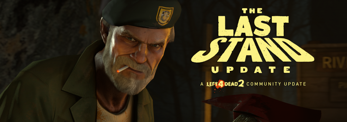 Left 4 Dead 2 The Last Stand is live and free