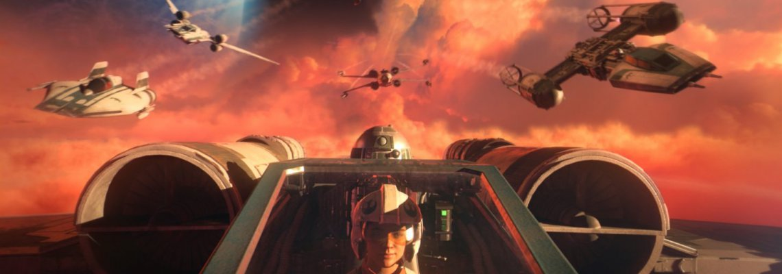 EA reveals Star Wars Squadrons 8 week Operations